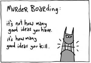 Murderboarding
